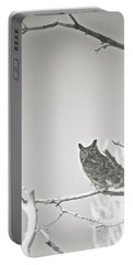 Owl Be Seeing You Portable Battery Charger