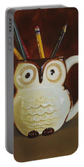 Owl Cup Portable Battery Charger
