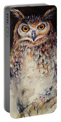 Owl Lee Portable Battery Charger