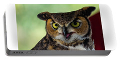 Owl Tongue Portable Battery Charger