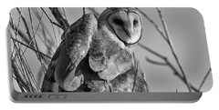 Owl Whites Portable Battery Charger