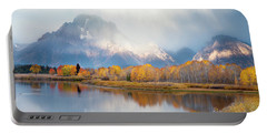Oxbow Bend Turnout, Grand Teton National Park Portable Battery Charger