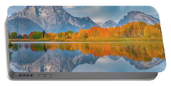 Oxbow's Autumn Portable Battery Charger