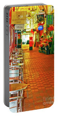 Oxford Covered Market Hdr Portable Battery Charger