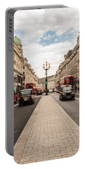 Oxford Street In London Portable Battery Charger