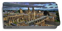 Oxford University - All Souls College Portable Battery Charger by Yhun Suarez