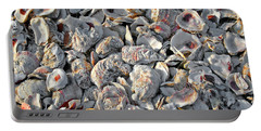 Oysters Shells Portable Battery Charger