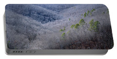 Ozarks Trees #4 Portable Battery Charger