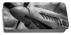 P-51 Mustang Series 3 Portable Battery Charger