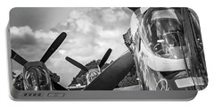 P-51 Mustang - Series 4 Portable Battery Charger