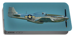 P 51d Mustang Portable Battery Charger