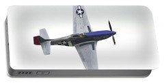 P-51 D Wing Over Portable Battery Charger