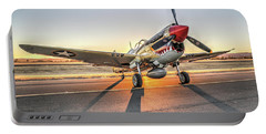 P40 Warhawk At Sonoma Portable Battery Charger