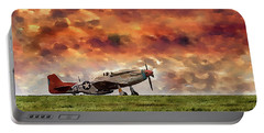 P51 Warbird Portable Battery Charger