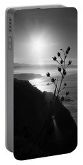 Pacific Coast B/w Portable Battery Charger