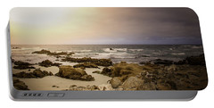 Portable Battery Charger featuring the photograph Pacific Coastline by Ryan Photography