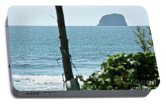 Portable Battery Charger featuring the photograph Pacific Ocean by Yurix Sardinelly