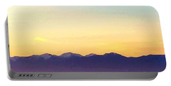 Pacific Twilight Portable Battery Charger