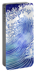 Pacific Waves II Portable Battery Charger
