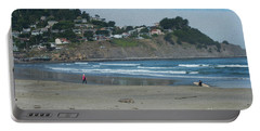 Portable Battery Charger featuring the photograph Pacifica California by David Bearden