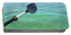 Paddling Grand Traverse Bay Portable Battery Charger