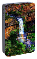 Portable Battery Charger featuring the photograph Paddy's Falls by Blair Stuart