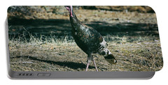 Pagosa Wild Turkey Portable Battery Charger