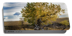 Painted By Nature Portable Battery Charger by Alana Thrower
