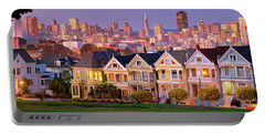 Painted Lady's  Portable Battery Charger