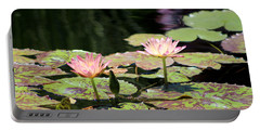 Painted Waters - Lilypond Portable Battery Charger