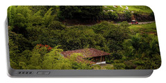 Paisaje Colombiano #6 Portable Battery Charger