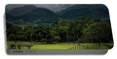 Paisaje Colombiano #7 Portable Battery Charger