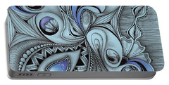 Paisley Power Portable Battery Charger