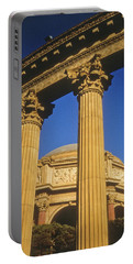 Palace Of Fine Arts, San Francisco Portable Battery Charger