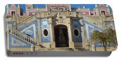 Palacio De Estoi Front View Portable Battery Charger