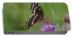 Palamedes Swallowtail And Friends Portable Battery Charger