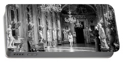 Portable Battery Charger featuring the photograph Palazzo Doria Pamphilj, Rome Italy by Perry Rodriguez
