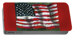 Palette Flag Portable Battery Charger