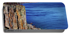 Palisade Head Tettegouche State Park North Shore Lake Superior Mn Portable Battery Charger