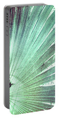 Palm Frond-rh Portable Battery Charger