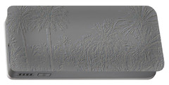Palm Grove Portable Battery Charger by Tetyana Kokhanets