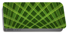 Palm Leaf Composite Portable Battery Charger