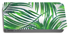 Palm Paradise Portable Battery Charger