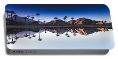 Palm Springs Reflection Portable Battery Charger