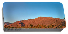 Palm Springs Sunrise Portable Battery Charger
