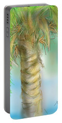 Palm Tree Study Two Portable Battery Charger