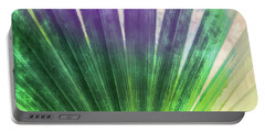 Palmetto Abstract No. 2 Portable Battery Charger