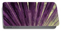 Palmetto Abstract No. 3 Portable Battery Charger