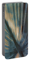 Palmetto Embrace-blue Gold Portable Battery Charger