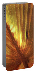 Palmetto Embrace-golden Portable Battery Charger